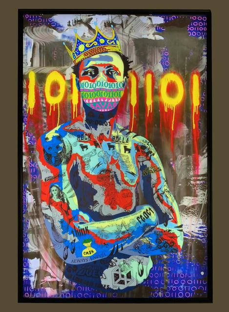 , 'Timekeeper 35 - King,' 2017, Art Supermarket