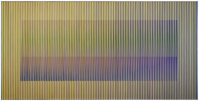 , 'Physichromie 2260,' 1989, Galería Cayón