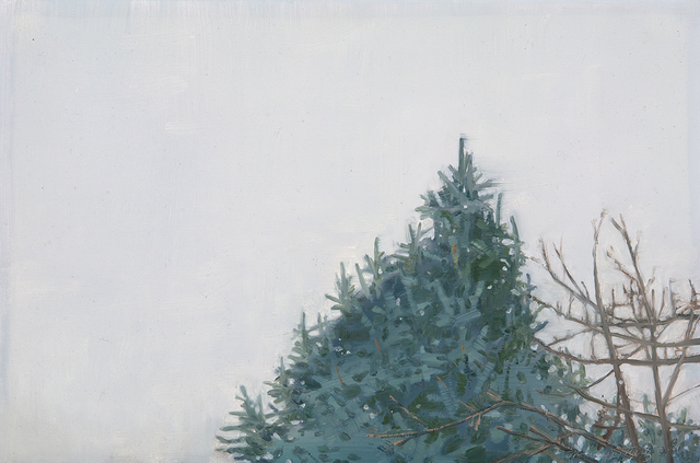 , 'Winter Trees,' , Dowling Walsh