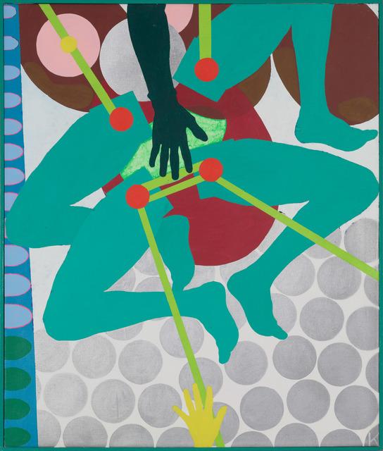 , 'Green Machine,' ca. 1964, Simone Subal