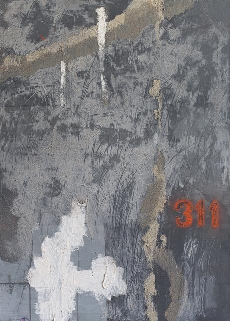 , 'Hidden Numbers-311,Tokyo,' 2017, Everybody Needs Art