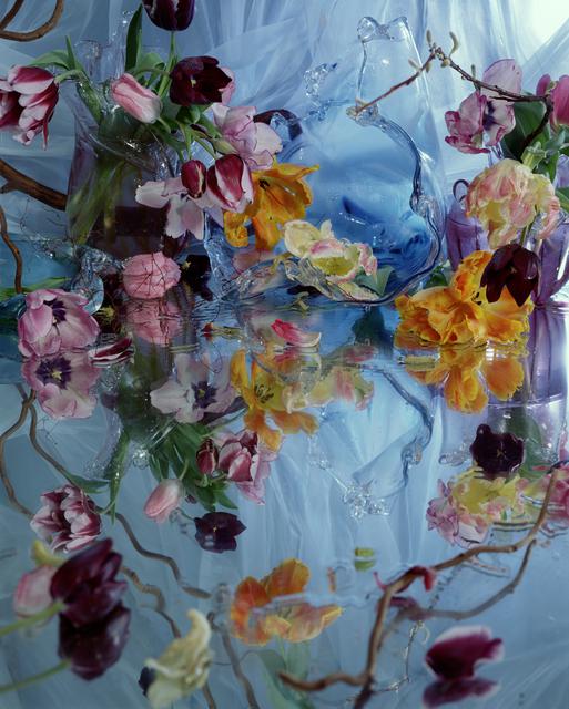 , 'Tulips for Matisse,' 2003, Galerie Jordanow