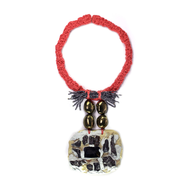 , 'Untitled Neckpiece,' 2008, Sienna Patti Contemporary
