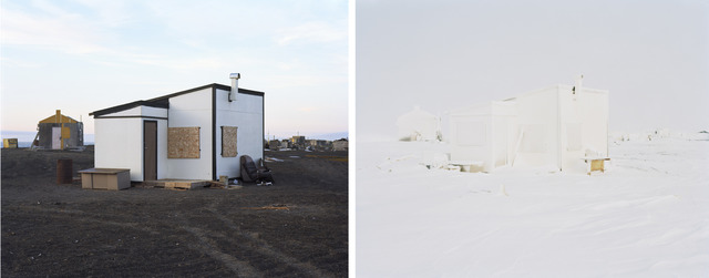 , 'Barrow Cabins 06,' Summer 2010-Winter 2012, G. Gibson Gallery