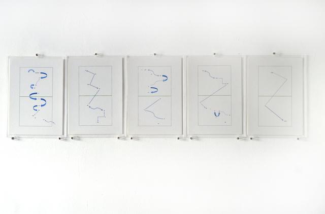 , 'Ping Poem,' 2015, Baró Galeria