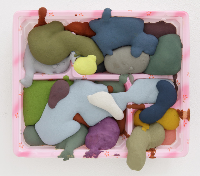 ", 'Ki-Yo (""Lunchbox Paintings"" series),' 2016, Mizuma Art Gallery"