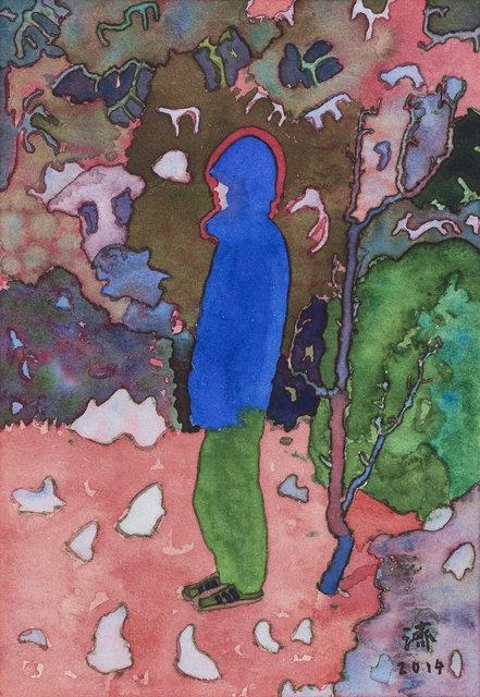 , 'Clear Mountain,' 2014, Aye Gallery