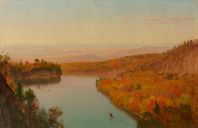 , 'Twilight at Shawangunk Mountains,' , Questroyal Fine Art