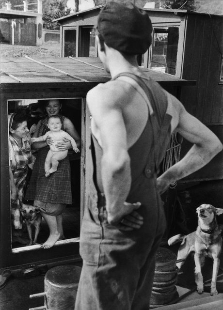 Henri Cartier-Bresson, 'BOUGIVAL, YVELINES, FRANCE, 1956', 1956, Huxley-Parlour