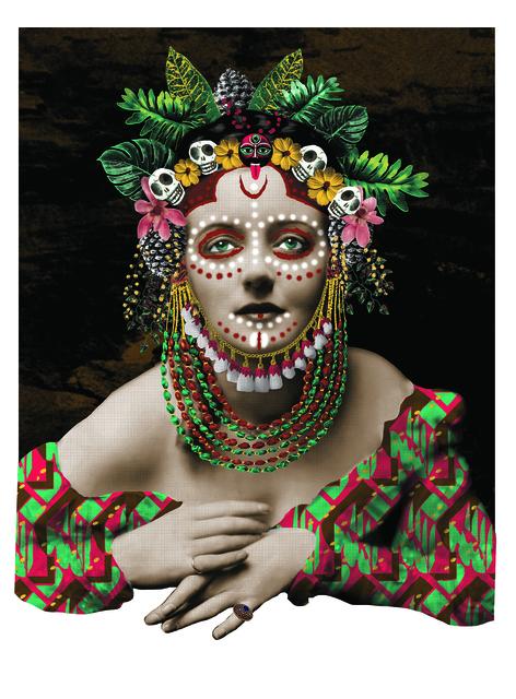 , 'Totem Alma,' 2016, Hang-Up Gallery