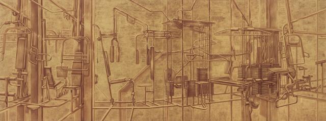 , 'Gold Plated 镀金,' 2013, Linda Gallery