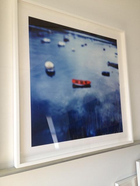 John Huggins, 'Harbor San Vicente De La Barquera, Spain', 2013, Photography, Pigment print, Sears-Peyton Gallery