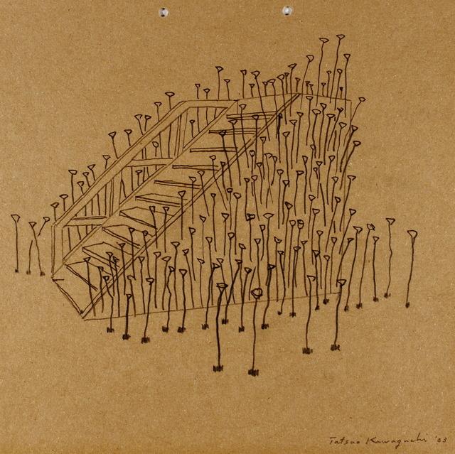 , 'Lotus Stairway Time -2,' 2003, SNOW Contemporary