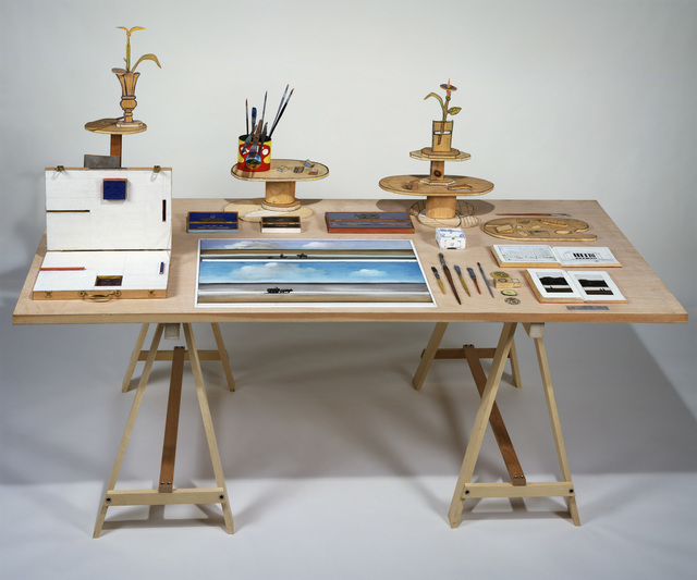 , 'Summer Table,' 1981, Pace Gallery