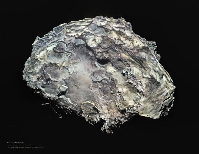 , 'Comet 67P,' 2015, Yiri Arts