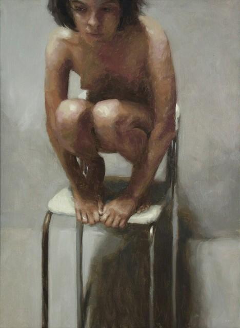 Rafel Bestard, 'Woman and chair', 2017, Galeria Contrast