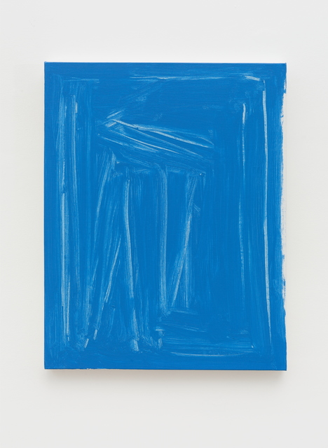 , 'RWH Blue,' 2016, C-Space+Local