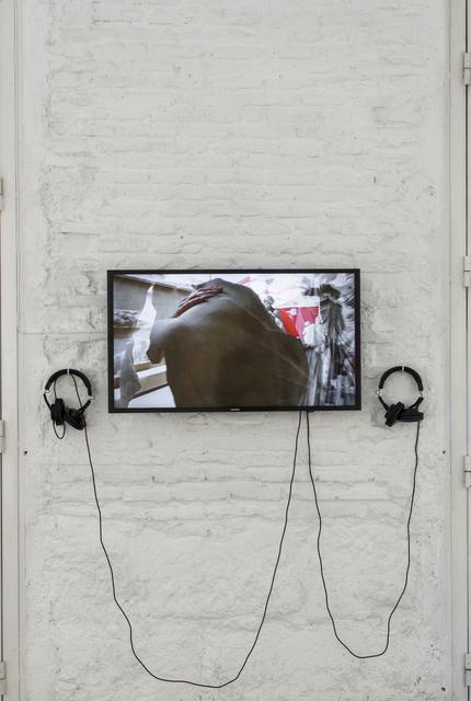 , 'I feel nothing,' 2013, Travesia Cuatro