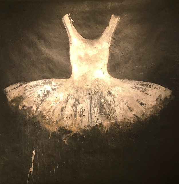, 'Small Ballerina Dress,' 2018, Galleria Ca' d'Oro