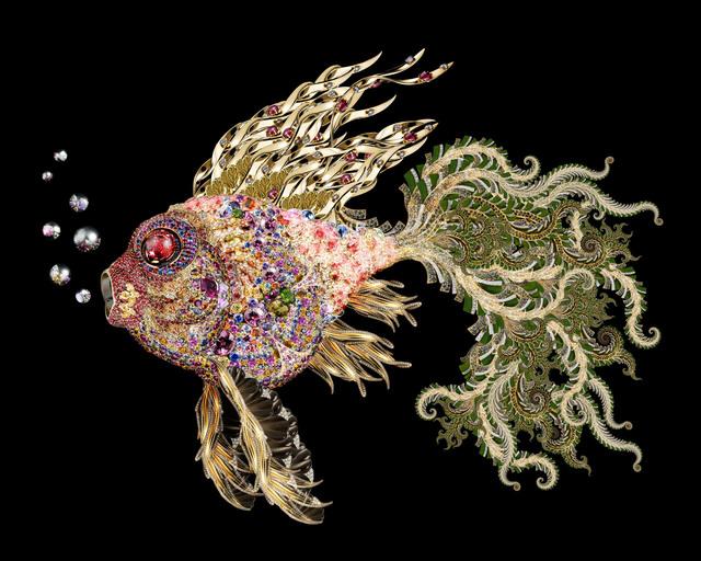 , 'Goldfish,' 2009, .M Contemporary Sydney