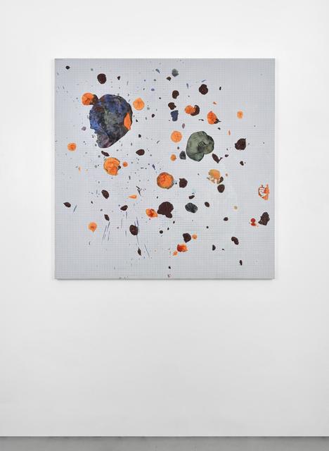 , 'Visage au poing,' 2016, Galerie Christophe Gaillard