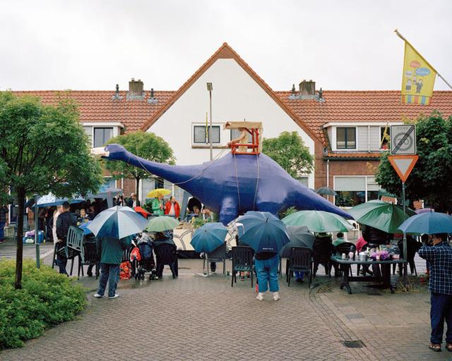 , 'Allegorical parade Goor,' 2012, Van Kranendonk