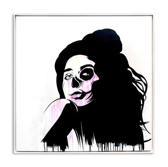 , 'Amy,' 2014, StolenSpace Gallery