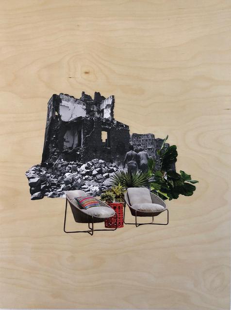 Yasmine Diaz, 'Patio Chairs', 2019, AA|LA