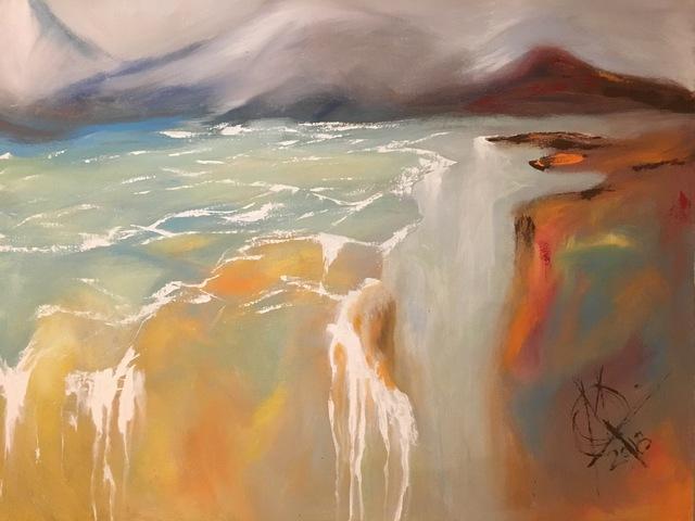 , 'Softness of light ,' 2017, Lotus Art Gallery