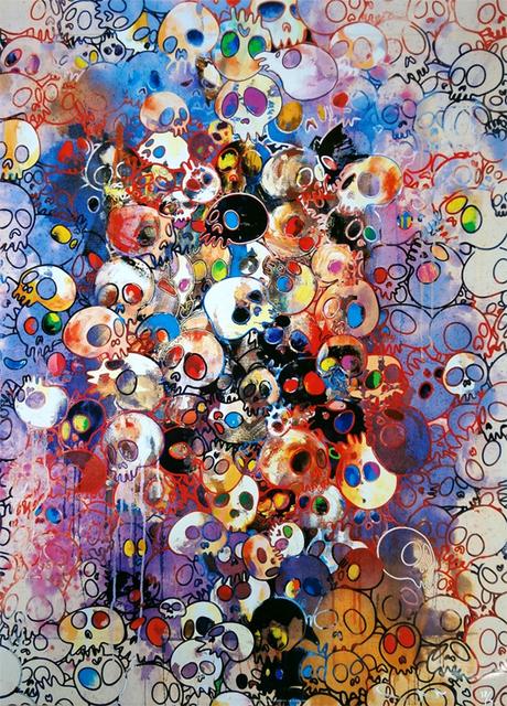 Takashi Murakami, 'I Have Left My Love Far Behind. Their Smell, Every Memento', 2010, MSP Modern