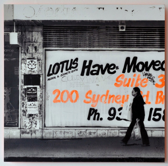 , 'Kirpy We Have Moved,' 2017, Jonathan LeVine Projects