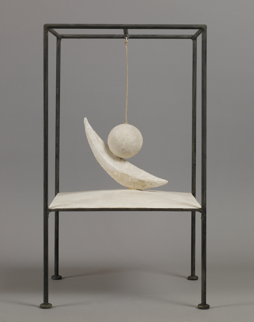 , 'Boule suspendue (Suspended Ball) ,' 1930-1931, Musée Picasso Paris