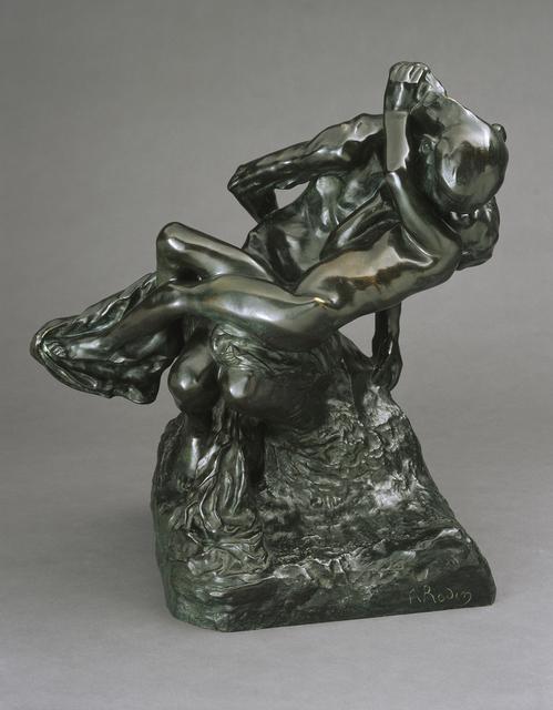 , 'Youth Triumphant,' 1896, Brooklyn Museum