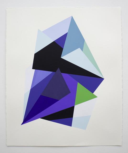 , 'Sky Drift,' 2018, Elizabeth Houston Gallery