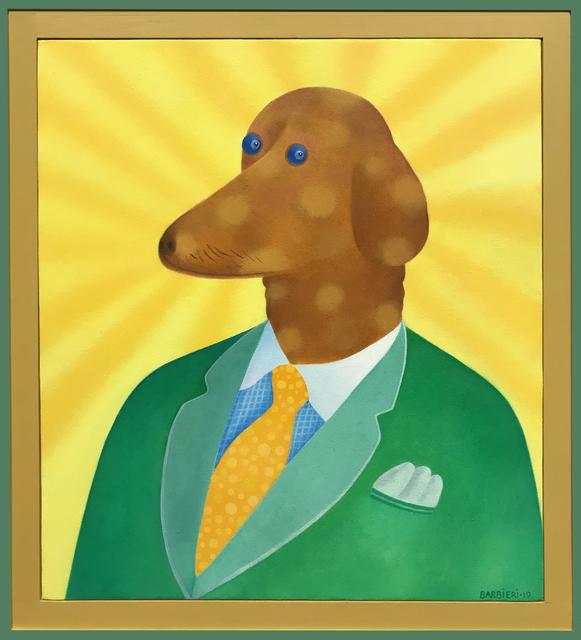 Joseph Barbieri, 'Good Dog!', 2019, Gallery NAGA