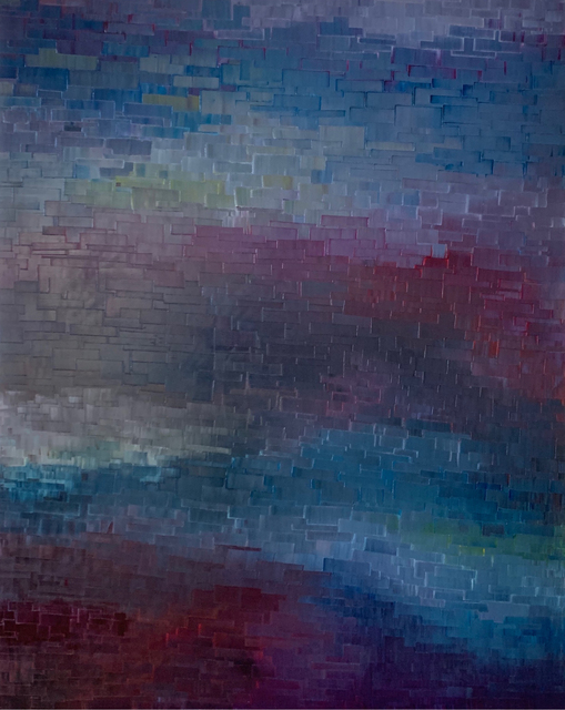 Carole Jury, 'La Vie en Rose Series', 2019, Alessandro Berni Gallery