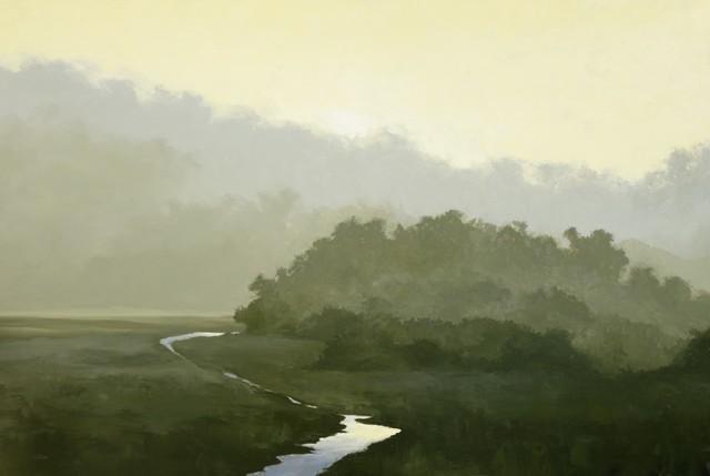 , 'Pescadero Morning,' 2019, STUDIO Gallery