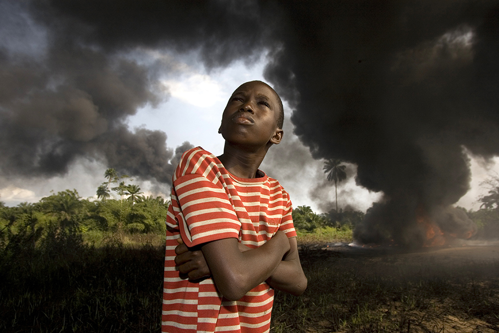Ogoni Boy 2007 by George Osodi