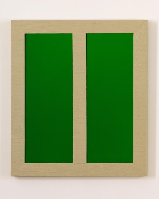 , 'Clockwork for Oracles - Dark Green,' 2002, Art Bärtschi & Cie   Geneva, Switzerland