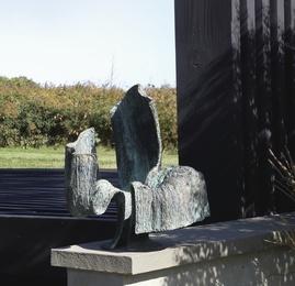 Harry Bertoia, 'Untitled (Welded Form),' circa 1970, Sotheby's: Bertoia