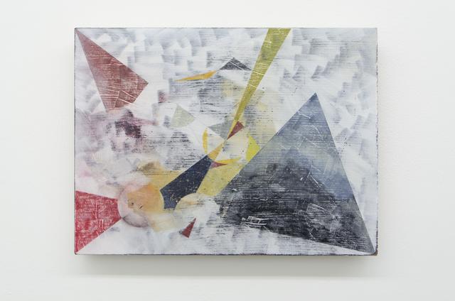 , 'Untitled (BC_SC2016_08),' 2014-2016, Bartha Contemporary