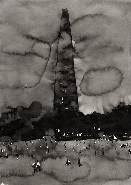 Lee Sang-Won, 'Skyscraper', 2017, Wooson Gallery