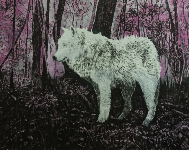 , 'O Lobo,' 2015, Amparo 60
