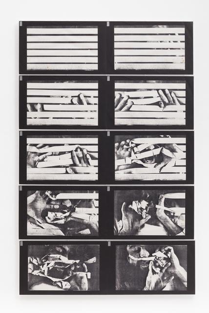 , 'Prisioner 2,' 1979, Zipper Galeria