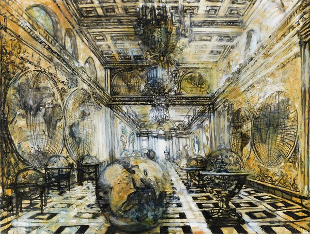 , 'WWWORLD ROOM,' 2017, ArtSpace / Virginia Miller Galleries