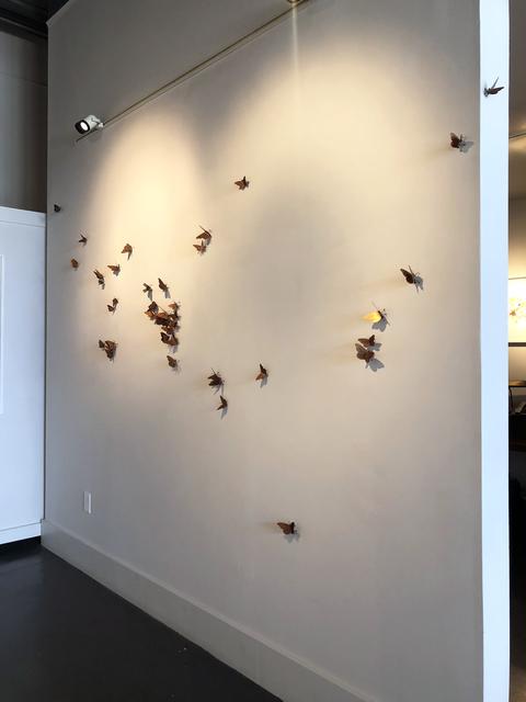 , 'Craft of Resistance (50 Butterflies),' 2008, Ruiz-Healy Art