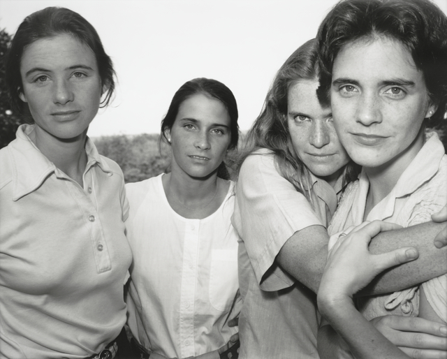 , 'The Brown Sisters, East Greenwich, Rhode Island,' 1980, San Francisco Museum of Modern Art (SFMOMA)