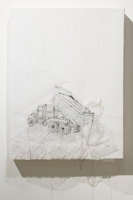 Jannick Deslauriers, 'Camion à benne', 2015, Art Mûr