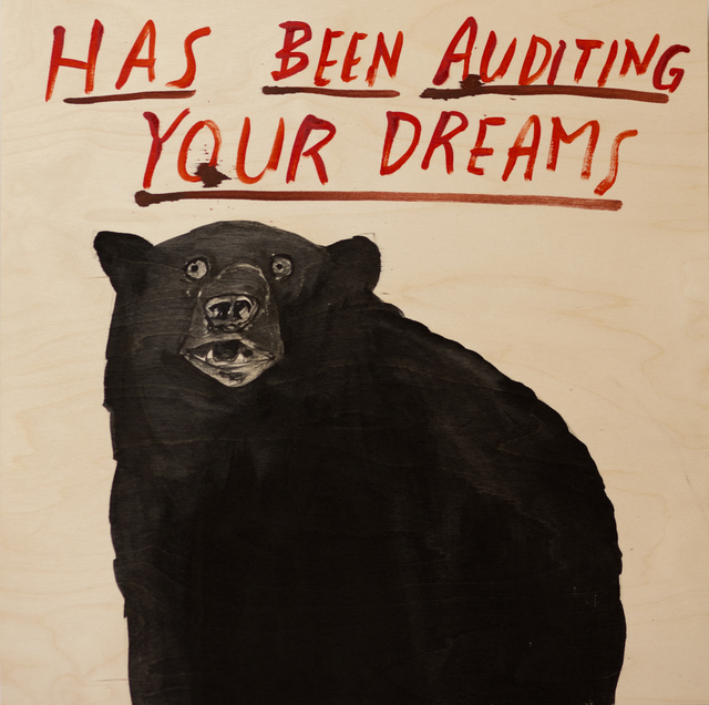 , 'Has Been Auditing Your Dreams,' 2015, Jules Maeght Gallery