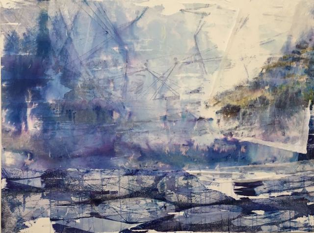 , 'Scene 28,' 2017, Element Art Space